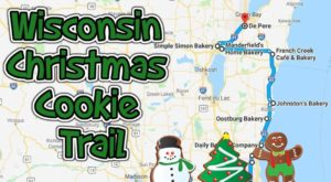 Wisconsin's Christmas Cookie Trail Is The New Holiday Tradition Your Family Needs