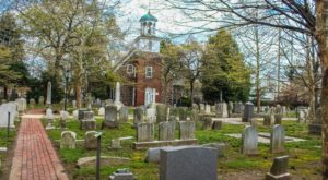 The Oldest Church In Delaware Dates Back To The 1600s And You Need To See It