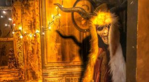 This Haunted Holiday House In New York Will Give You A Very Creepy Christmas