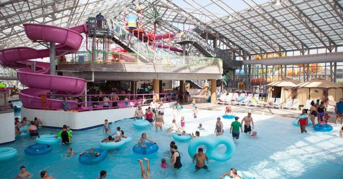Water Zoo Is An Indoor Waterpark In Oklahoma That Is A