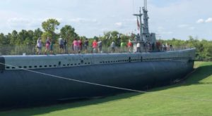 One Of The Last WWII Submarines Is Right Here In Oklahoma And It's So Worth A Visit