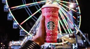 Uber Is Giving Out Free Starbucks Drinks This Week