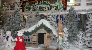 The Magical Christmas Elf Village In Arkansas Where Everyone Is A Kid Again