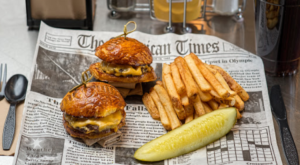 This Mafia-Themed Restaurant In New Jersey Has Killer Burgers