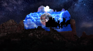 Arizona's Largest 3D Christmas Light Show Will Enchant You In Every Way Possible
