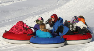 South Dakota Is Home To The Country's Most Underrated Snow Tubing Park And You'll Want To Visit
