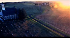 A Drone Flew Over Northern Maryland And Captured Stunning Footage
