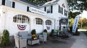 This Quaint Bed and Breakfast In Connecticut Used To Be A Pharmacy And You Will Want To Visit