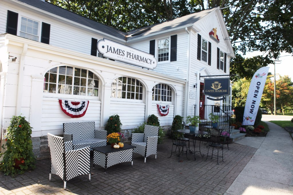 The James Pharmacy A Bed And Breakfast In Old Saybrook