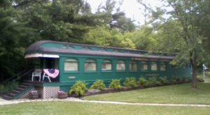 The Rooms At This Railroad-Themed Bed & Breakfast In Minnesota Are Actual Box Cars