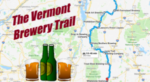 Take The Vermont Brewery Trail For A Weekend You'll Never Forget