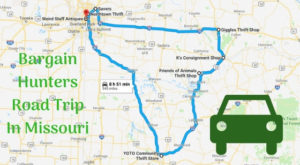 This Bargain Hunters Road Trip Will Take You To The Best Thrift Stores In Missouri