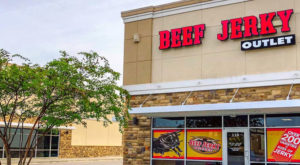 The Beef Jerky Outlet In South Carolina Where You'll Find More Than 200 Tasty Varieties