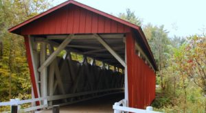9 Beautiful Covered Bridges Near Cleveland That Remind Us Of A Simpler Time