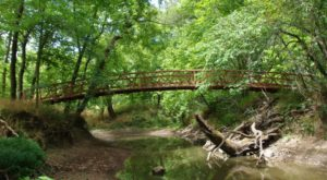 The Kansas Forest Trail That Holds A Long Forgotten Battle Of The Civil War