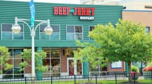 The Beef Jerky Outlet In New Jersey Where You'll Find More Than 100 Tasty Varieties