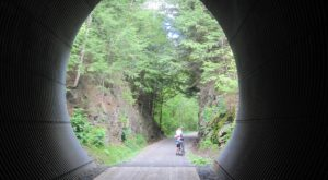 The Tunnel Trail In Vermont That Will Take You On An Unforgettable Adventure
