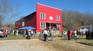 This Historic Small Town Tennessee General Store Is Now A Museum That You Must Visit