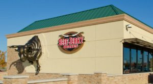 The Beef Jerky Outlet In Michigan Where You'll Find More Than 200 Tasty Varieties