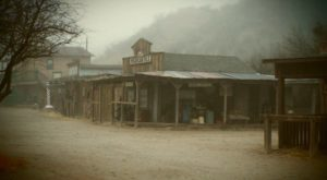 This Living Ghost Town Paints A Haunting Picture Of Arizona's Past