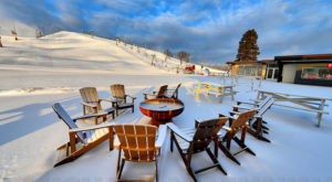 This Snow Tubing Restaurant In Wisconsin Is The Most Fun You'll Have All Winter