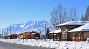 This Chocolate-Themed Train Ride In Utah Is The Sweetest Thing You'll Ever Do
