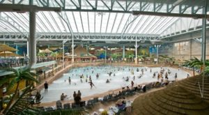 This Indoor Beach In Ohio Is The Best Place To Go This Winter