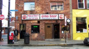 The Unassuming Eatery In Pittsburgh That Serves Gyros To Die For