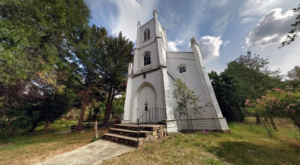 The Oldest Church In Northern California Dates Back To The 1800s And You Need To See It