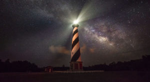 This Gorgeous Lighthouse Is Actually One Of The Most Haunted Locations In The US