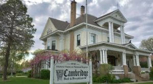 This Grand 1907 Mansion Inn In Nebraska Will Make You Feel Like Royalty