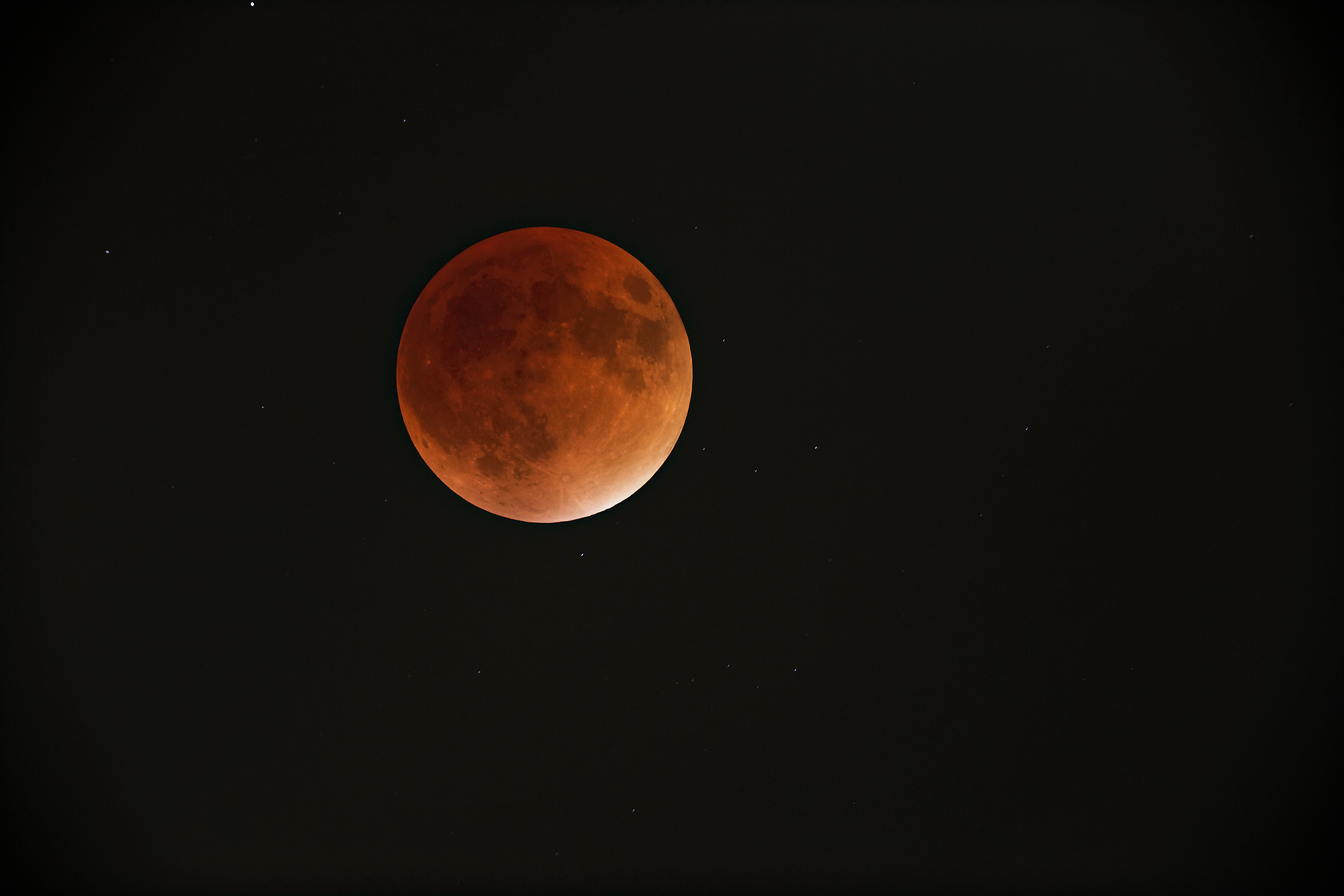 blood moon january 2019 austin tx - photo #2