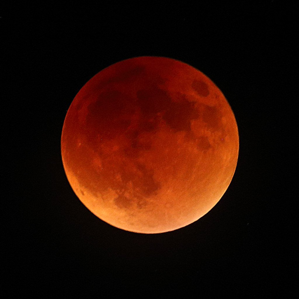 blood moon january 2019 new jersey - photo #1