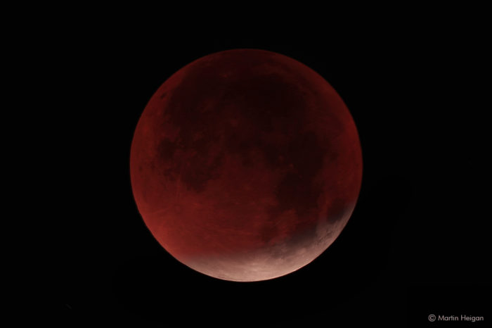 Virginia Will Have A Front Row Seat To The Total Lunar Eclipse Of 2019