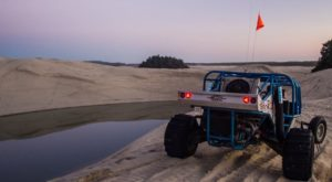 This Tour Of Oregon's Sand Dunes Will Bring Out The Adventurer In You