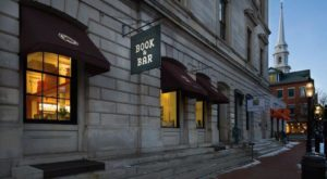 This Library Bar In New Hampshire Is Every Book Nerd's Paradise