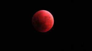 The Next Lunar Eclipse Will Be Visible From West Virginia And You Won't Want To Miss Out