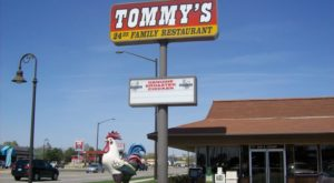 This Old Fashioned Restaurant In The Nebraska Prairie Will Take You Back To Simpler Times