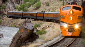 This One Of A Kind Ales On Rails Train In Colorado Is Oodles Of Fun