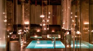Unwind At New York's Most Enchanting Bath House For An Unforgettable Experience