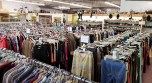 This Bargain Hunters Road Trip Will Take You To The Best Thrift Stores In Nashville