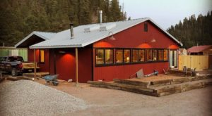 This Old Fashioned Restaurant In The New Mexico Mountains Will Take You Back To Simpler Times