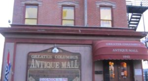You'll Find Hundreds Of Treasures At This 5-Story Antique Shop In Ohio