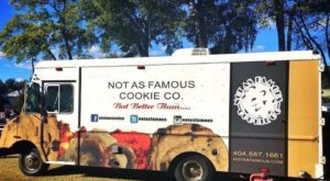 The Georgia Cookie Company That Is One Of The Only Mobile Bakeries On Wheels