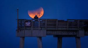 The Next Lunar Eclipse Will Be Visible From Massachusetts And You Won't Want To Miss Out