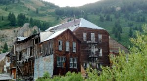 The Oldest Hotel In Idaho Is Also One Of The Most Haunted Places You'll Ever Sleep
