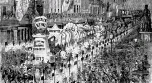 The History Behind New Orleans' Oldest Mardi Gras Krewe Will Fascinate You