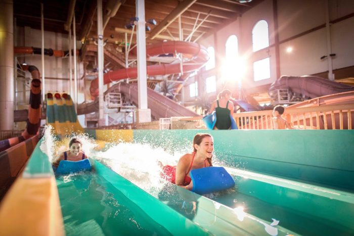 Chula Vista Resort Wisconsin Dells Wi United States: 12 Indoor Waterparks In Wisconsin To Help You Beat The