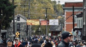 10 Charming Downtowns In Maryland That Will Keep Your Calendar Full This Year