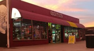 This Oddity Shop Might Just Be The Most Macabre Spot In All Of Nevada
